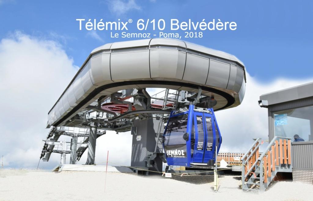 Téléporté mixte avec sièges et cabines Télémix TMX6/10 Belvédère Dsc_5105