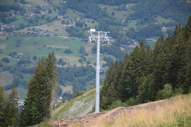 Remplacement télécabine débrayable de Vercland (Saix) - Samoëns Dsc_5112