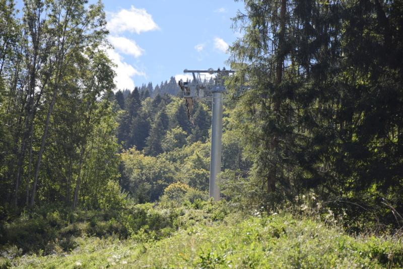 Remplacement télécabine débrayable de Vercland (Saix) - Samoëns Dsc_5113