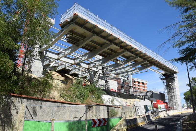 Construction téléphérique Téléo Toulouse - Page 2 Dsc_5495