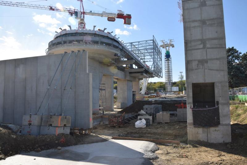 Construction téléphérique Téléo Toulouse - Page 3 Dsc_5517