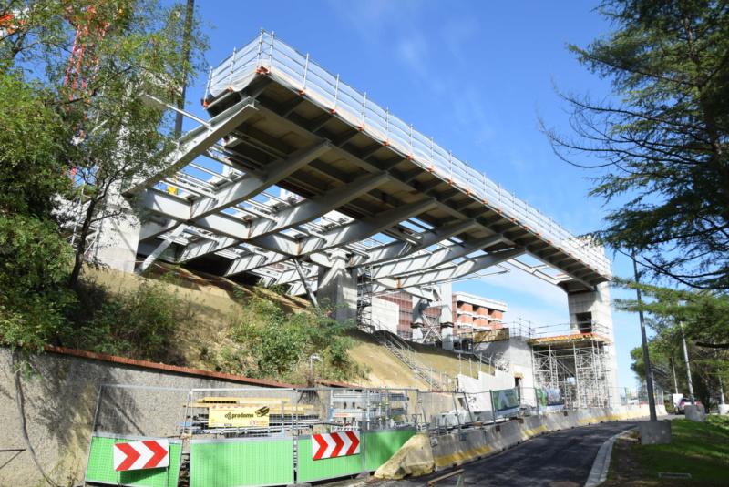Construction téléphérique Téléo Toulouse - Page 3 Dsc_5523