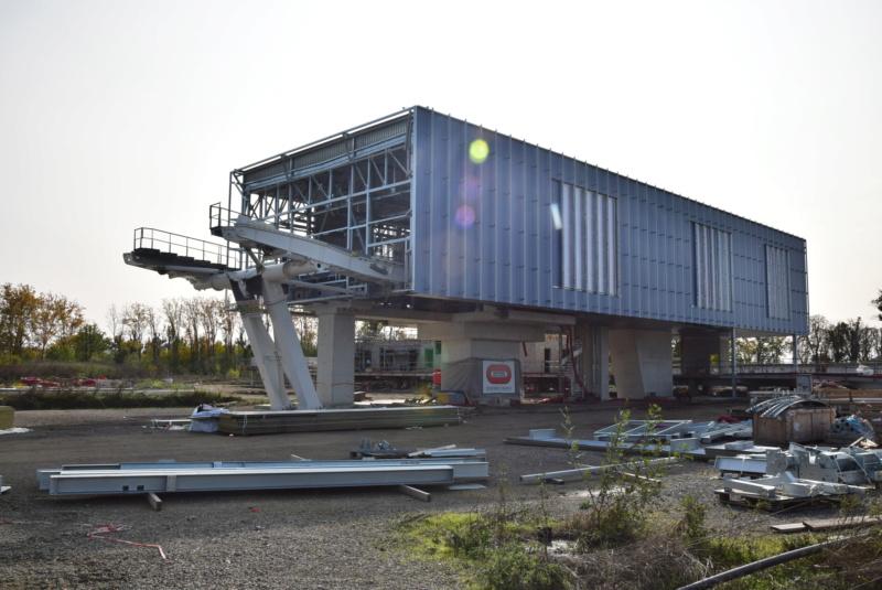 Construction téléphérique Téléo Toulouse - Page 3 Dsc_5547