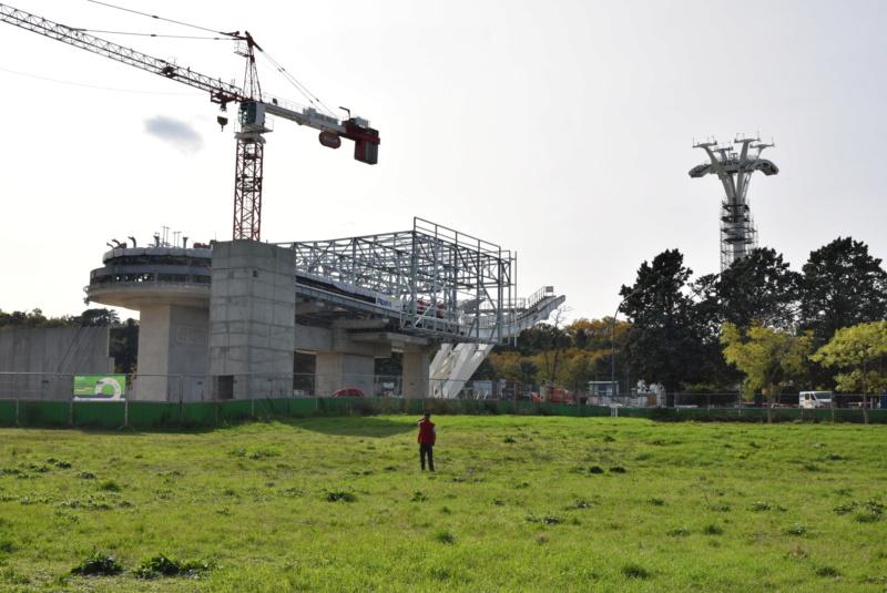 Construction téléphérique Téléo Toulouse - Page 3 Dsc_5554