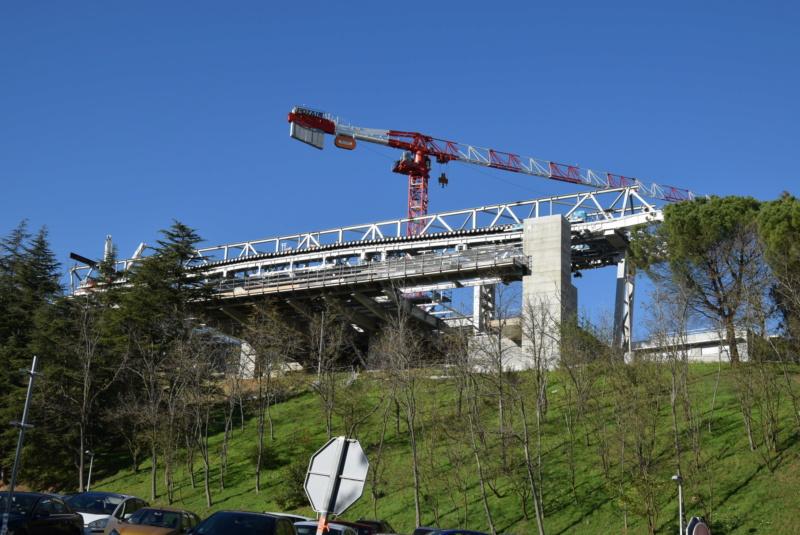 Construction téléphérique Téléo Toulouse - Page 3 Dsc_5599