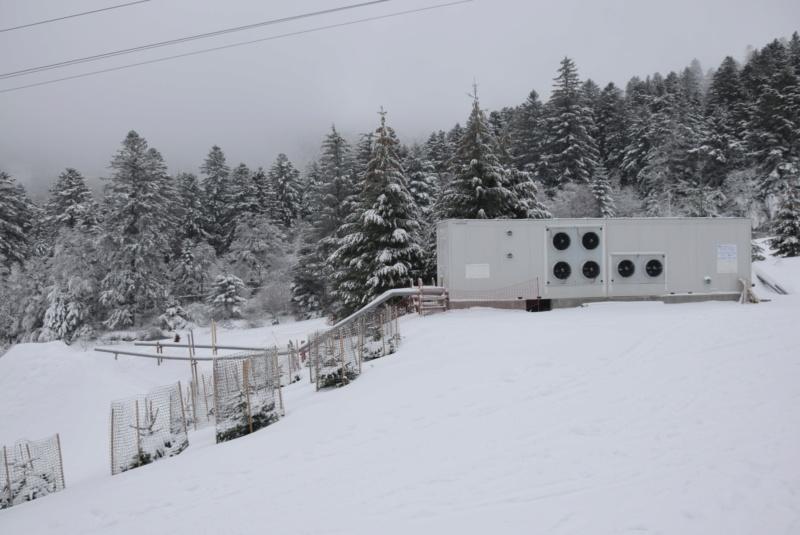 Nouveautés 2021, Super Besse et Le Lioran s'équipent en neige de culture Dsc_5673