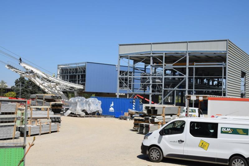 Construction téléphérique Téléo Toulouse - Page 5 Dsc_5894