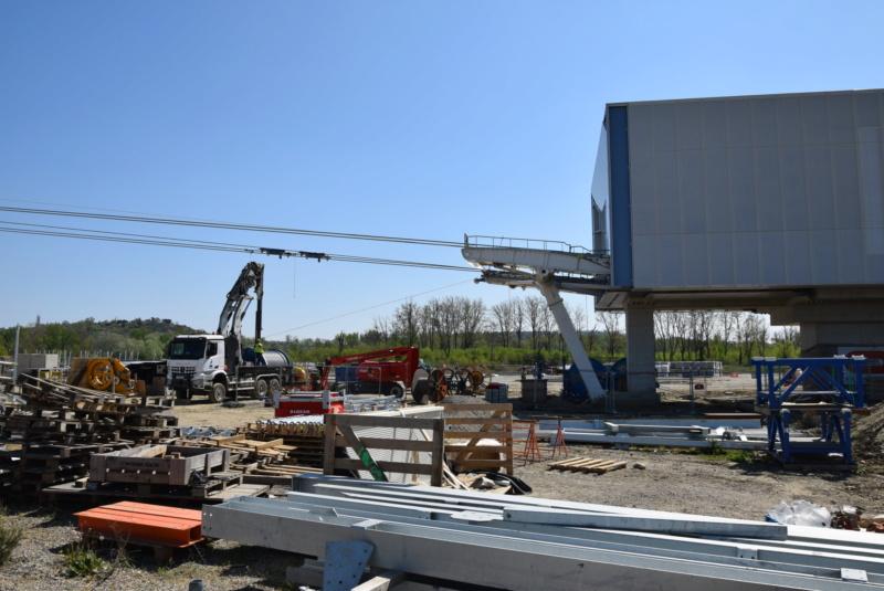 Construction téléphérique Téléo Toulouse - Page 5 Dsc_5905