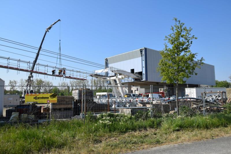 Construction téléphérique Téléo Toulouse - Page 5 Dsc_5916