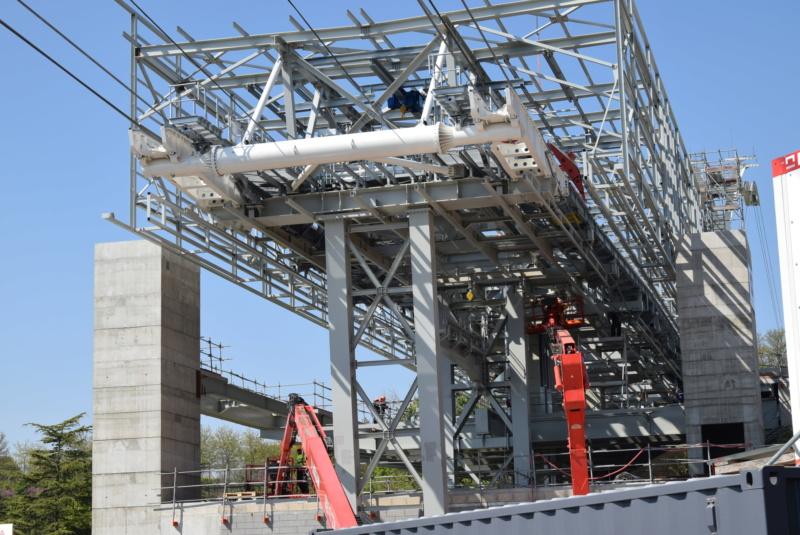 Construction téléphérique Téléo Toulouse - Page 5 Dsc_5928