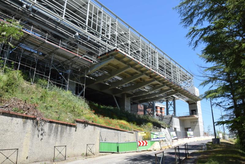 Construction téléphérique Téléo Toulouse - Page 5 Dsc_5937