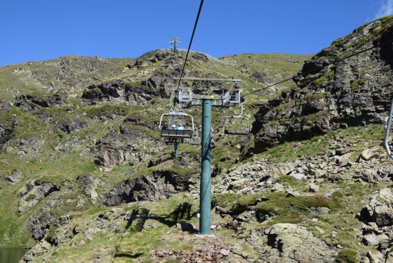 Télésiège fixe 4 places (TSF4) Creussans - Télécadira Dsc_6045