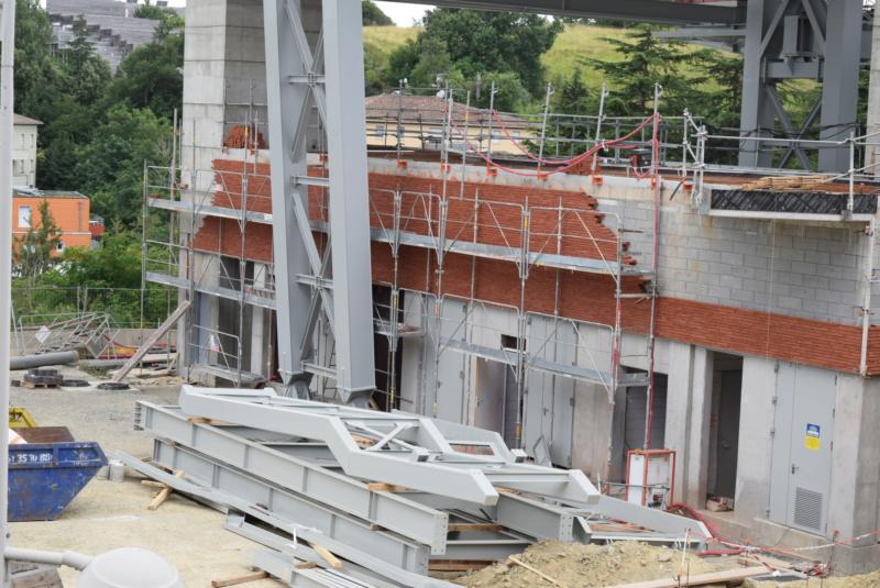 Construction téléphérique Téléo Toulouse - Page 5 Dsc_6109