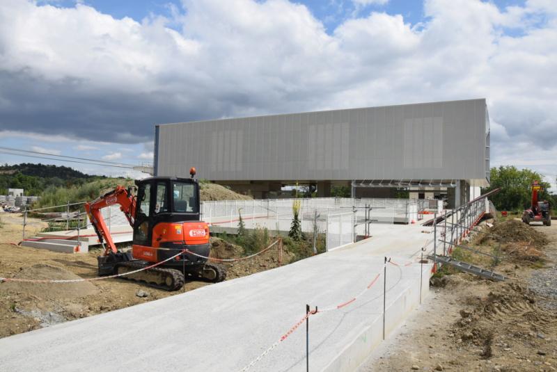 Construction téléphérique Téléo Toulouse - Page 5 Dsc_6111