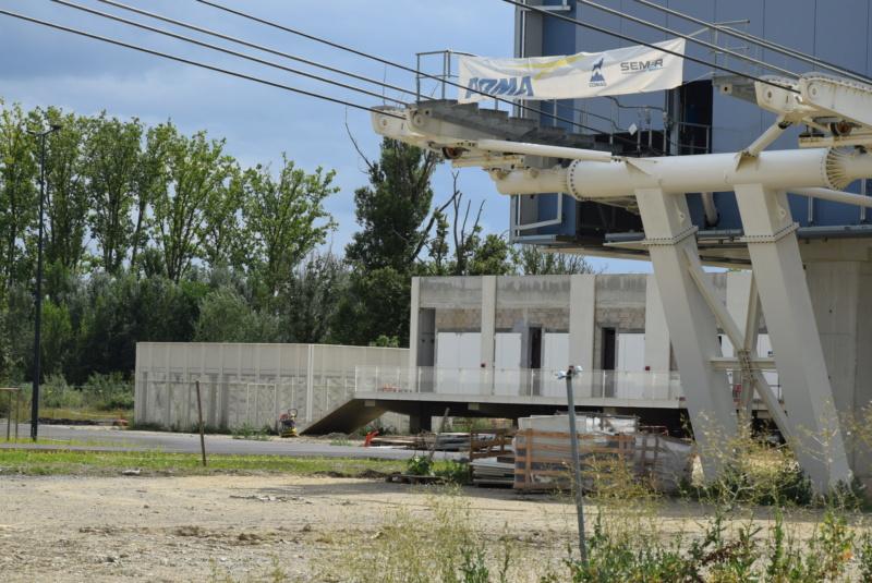 Construction téléphérique Téléo Toulouse - Page 5 Dsc_6114