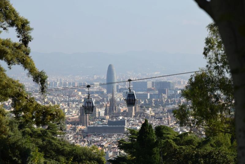 Télécabine débrayable 8 places (TCD8) Montjuïc - Barcelone Dsc_6192