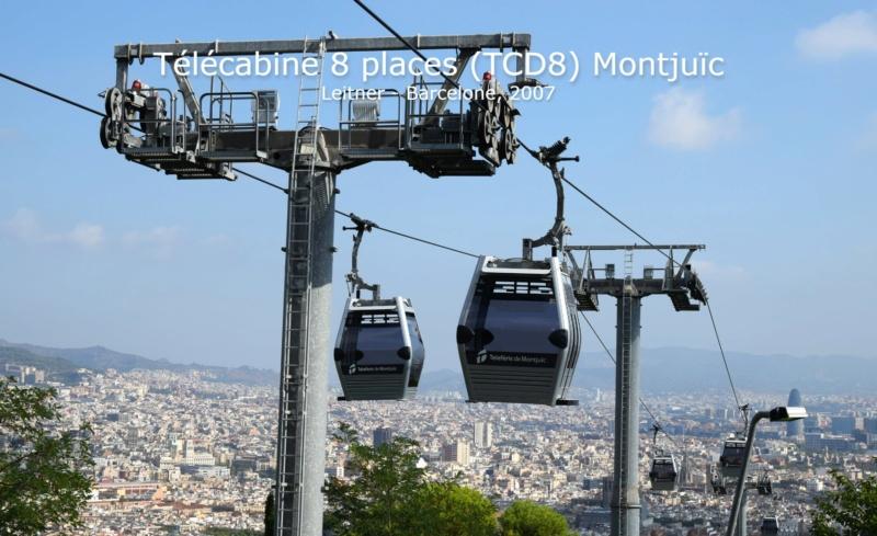 Télécabine débrayable 8 places (TCD8) Montjuïc - Barcelone Dsc_6194