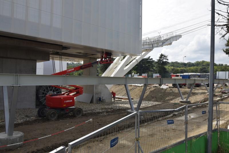 Construction téléphérique Téléo Toulouse - Page 6 Dsc_6201