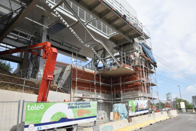 Construction téléphérique Téléo Toulouse - Page 6 Dsc_6207
