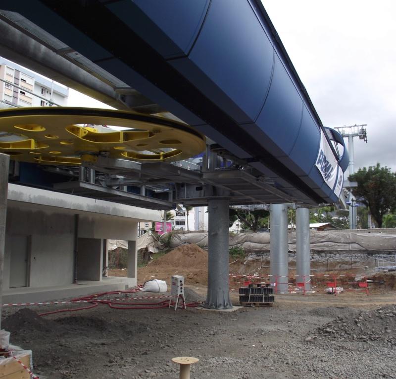 Construction télécabine débrayable 10 places (TCD10) La Réunion CINOR Dscf3210