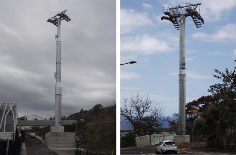 Construction télécabine débrayable 10 places (TCD10) La Réunion CINOR Dscf3212