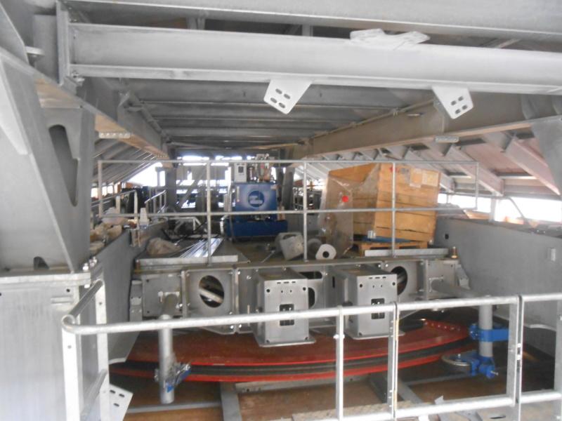 Construction du télésiège débrayable 6 places (TSD6) Bouleaux Dscn3416