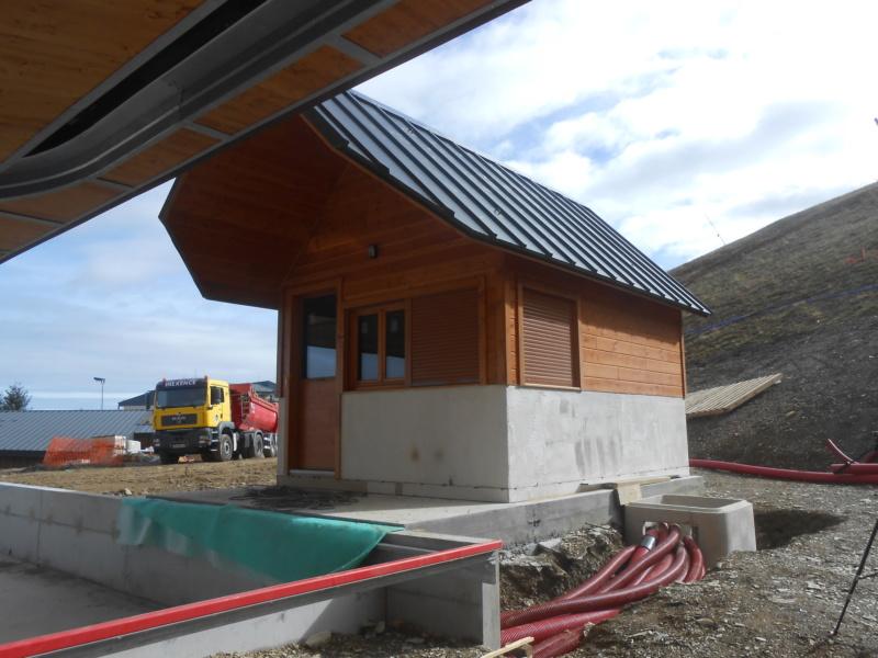 Construction du télésiège débrayable 6 places (TSD6) Bouleaux Dscn3418