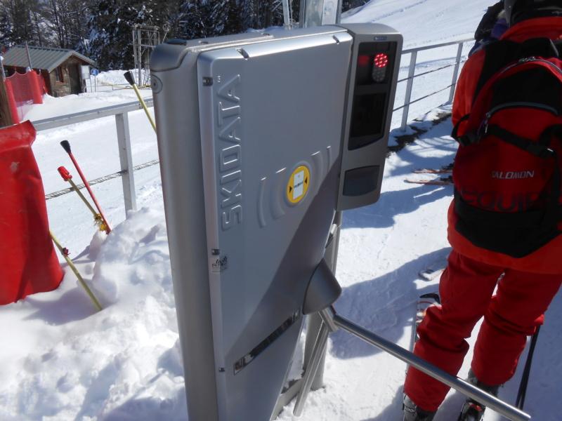 Gestion de l'accès en station de ski – Contrôle forfaits Dscn5113