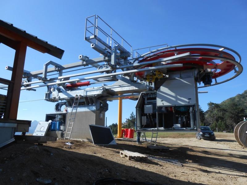 Construction télésiège fixe 4 places Bisorne (TSF4) - LST, Ax 3 Domaines - Page 2 Dscn6313