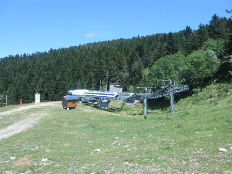 Modification gare aval Télésiège débrayable Tute (TSD6) - Ax Dscn6319