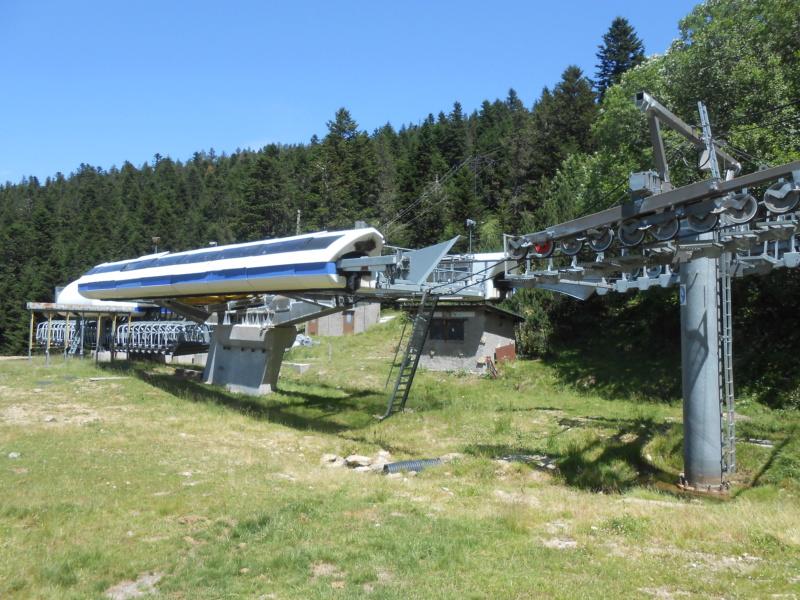 Modification gare aval Télésiège débrayable Tute (TSD6) - Ax Dscn6322