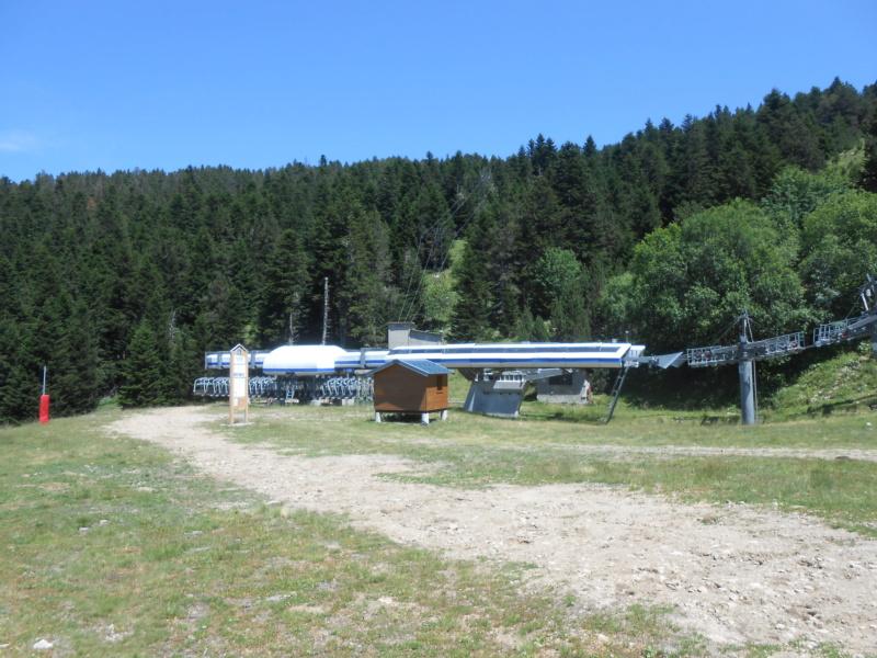 Modification gare aval Télésiège débrayable Tute (TSD6) - Ax Dscn6329