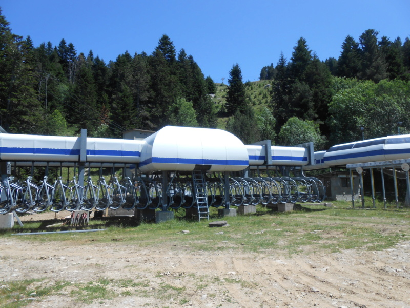 Modification gare aval Télésiège débrayable Tute (TSD6) - Ax Dscn6330