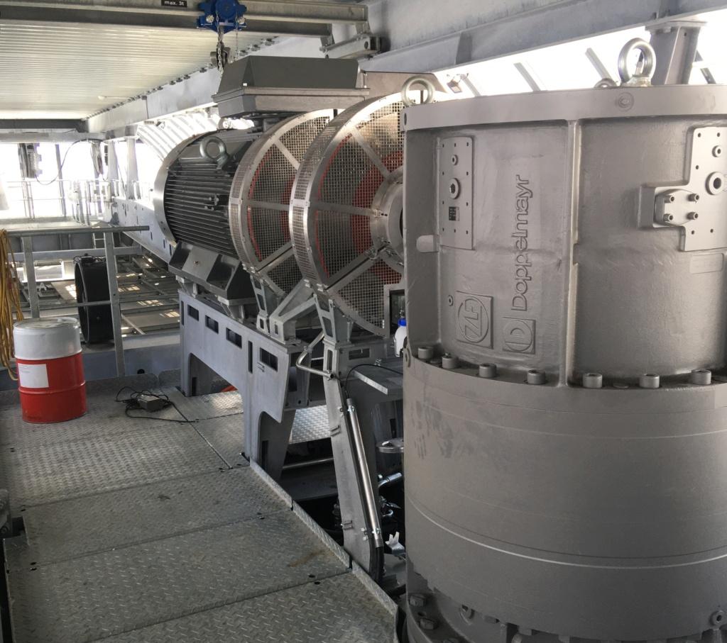 Télécabine débrayable 10 places (TCD10) Zinal - Sorebois - Espace Weisshorn Entrai10