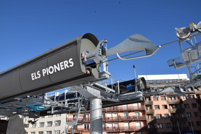 Télécabine débrayable 10 places (TCD10) Els Pioners G1-tcd13