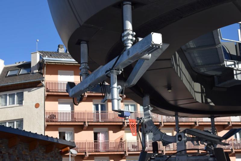 Télécabine débrayable 10 places (TCD10) Els Pioners G1-tcd15