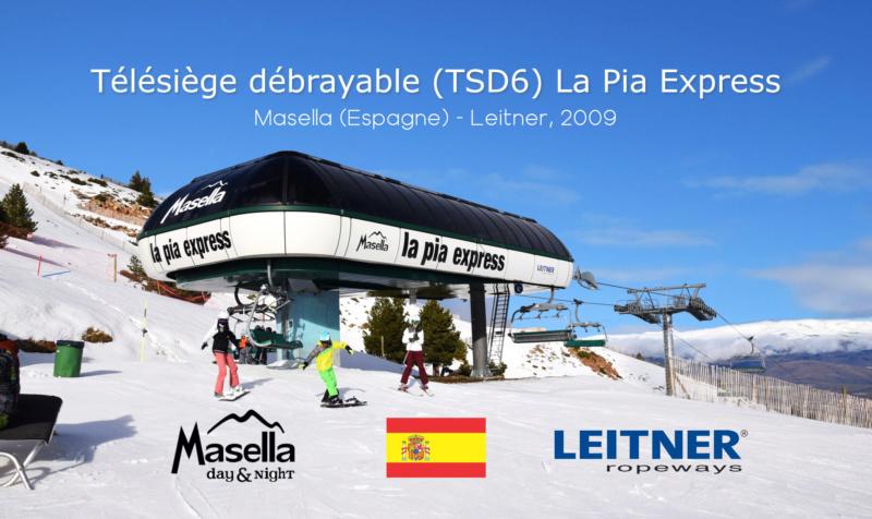 Télésiège débrayable 6 places (TSD6) La Pia Express G1-tcd56