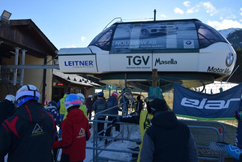 Télésiège débrayable 6 places (TSD6) TGV Masella G1-tsd81