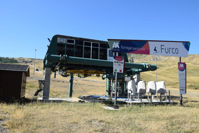 Télésiège fixe 4 places (TSF4) Furco - Telesilla G1-tsf25