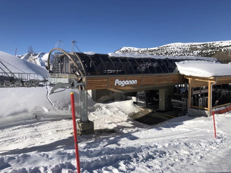 Télécabine débrayable 10 places (TCD10) Alpe Express  G110
