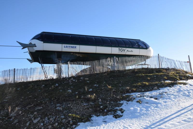 Télésiège débrayable 6 places (TSD6) TGV Masella G2-tsd53