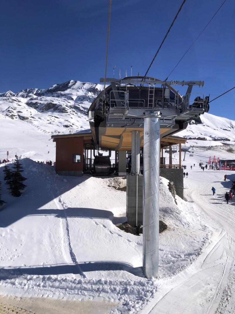 Télécabine débrayable 10 places (TCD10) Alpe Express  G410