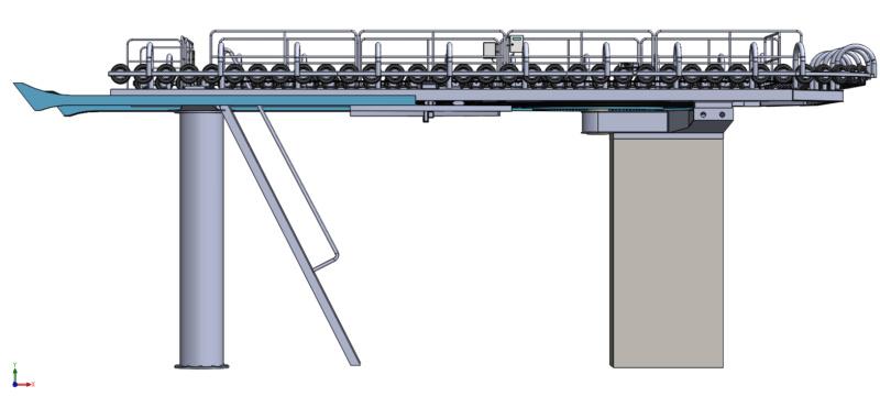 Dessins techniques & plans 3D remontées mécaniques - Page 2 Gare510