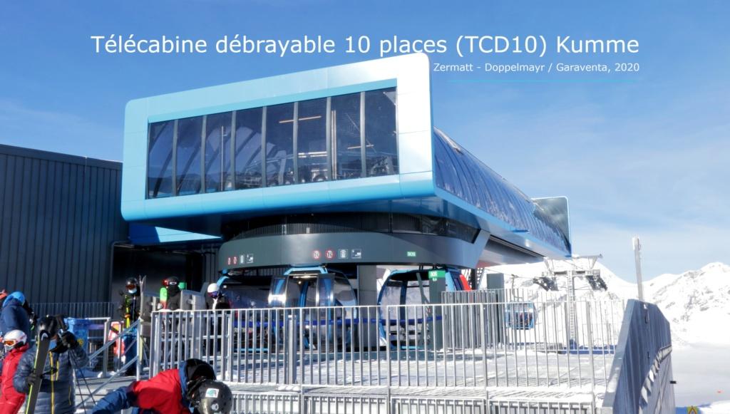 Télécabine débrayable 10 places (TCD10) Kumme Gare_a36