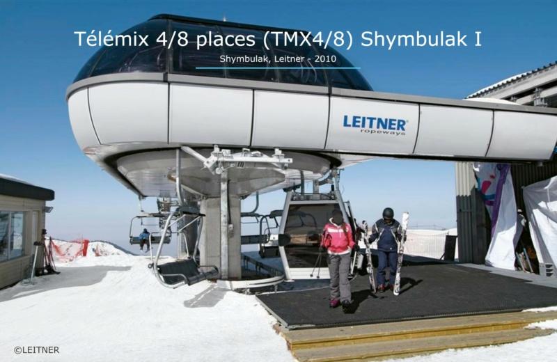 Télémix 4/8 places (TMX4/8) Shymbulak 1 Gare_a46