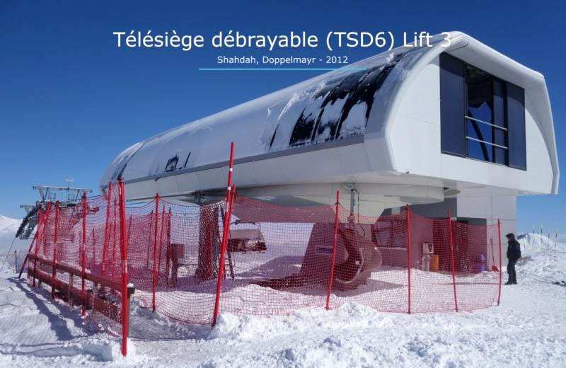 Télésiège débrayable 4 places (TSD4) Lift 3 - Shahdag Gare_a47
