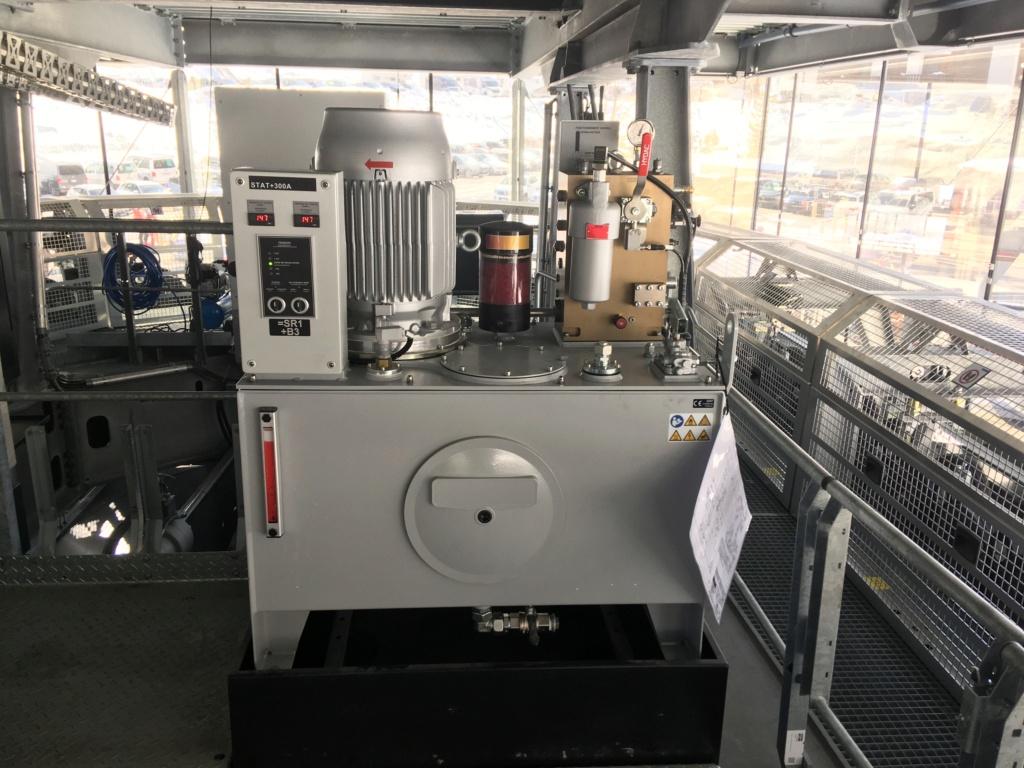 Télécabine débrayable 10 places (TCD10) Zinal - Sorebois - Espace Weisshorn Hydrau10