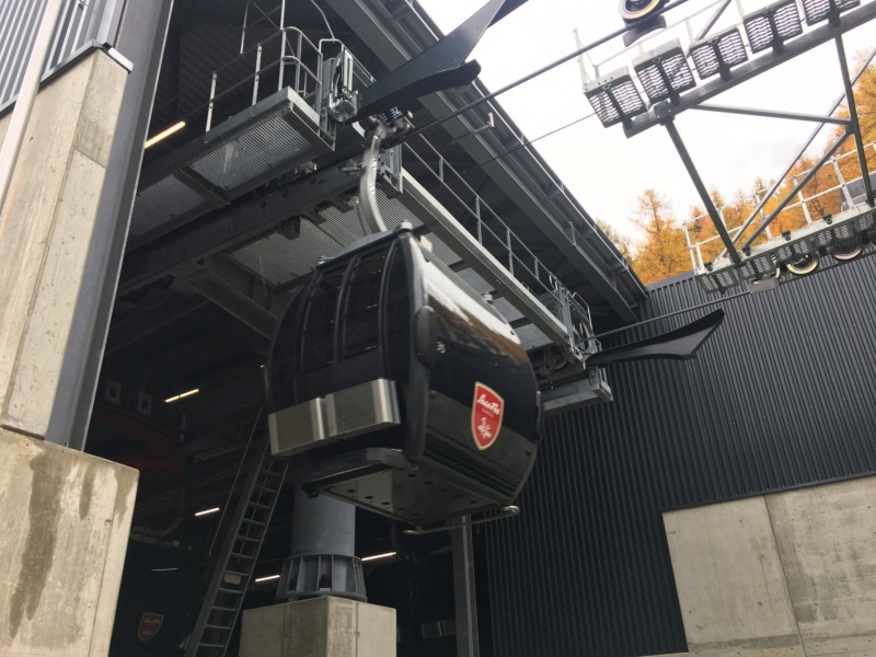 Télécabine débrayable 10 places (TCD10) Kalbermatten - Biffig- Spielboden Img-3711