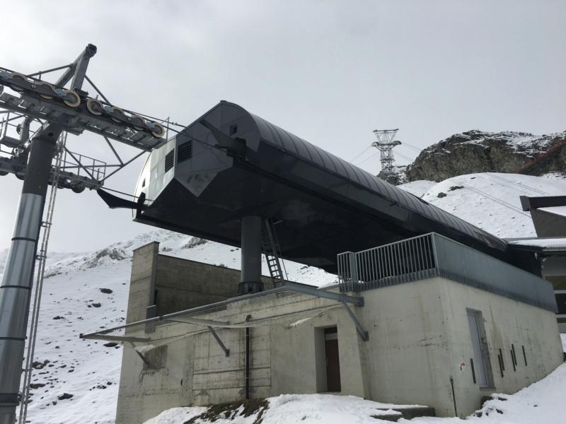 Télécabine débrayable 10 places (TCD10) Kalbermatten - Biffig- Spielboden Img-3832
