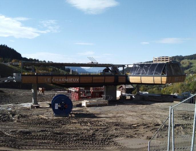 Construction télésiège débrayable (TSD6) les Charmieux - Grand Bornand Img_2019